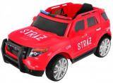 Masinuta electrica SUV de interventie, rosu