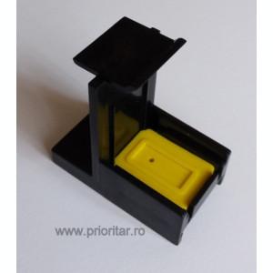 Dispozitiv pentru kit refill incarcare-desfundare cartuse CANON CL38 CL41 CL51...