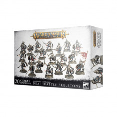 Pachet 20 Miniaturi WhAOS, Soulblight Gravelords Deathrattle Skeltons