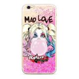 Husa cu licenta iPhone X Harley Quinn Pink Sand Sand