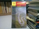 ROMANIA ROAD MAP - ROMANIA HARTA RUTIERA