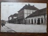 TEIUS - TOVIS - GARA - ANUL 1916