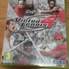 Joc XBOX 360 Virtua Tennis 4 original PAL / by WADDER, Sporturi, 3+, Multiplayer