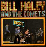 VINIL    Bill Haley And The Comets – Rock! Rock! Rock! - VG+ -