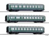 Cumpara ieftin Set 3 Vagoane Calatori, OBB, Ep.III, TT, Tillig 01596