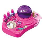 Kit manichiura pentru fetite Nail Boutique, accesorii incluse, 6 ani+