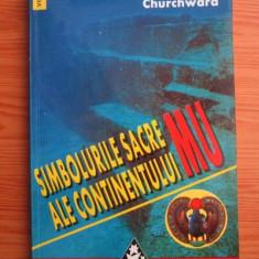 SIMBOLURILE SACRE ALE CONTINENTULUI MU - JAMES CHURCHWARD