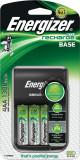 Set incarcator Energizer Base + 4 acumulatori AA R6 1300mah