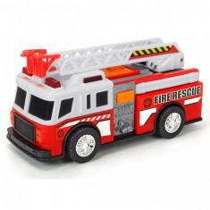 Masina de pompieri cu sunete si lumini 15 cm Dickie Toys