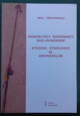 Minoritati romanesti sud-dunarene. Studiul etnologic al aromanilor foto