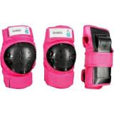 Set 3 Protecţii Basic Roz