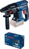 Cumpara ieftin Ciocan rotopercutor cu acumulator Bosch GBH 180-LI, 18V, 1.7J, 1800rpm, SDS-Plus, fara acumulator
