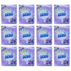 12 x Dero Ozon+, Manual, Levantica si iasomie, Detergent de rufe, 12 x 400g