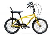 Bicicleta Oras Pegas Mini 1S, Roti 20inch, Cadru 13inch (Galben)
