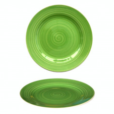 Farfurie ceramica, 19cm, verde, Keramik, 0121112,