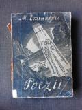 POEZII - M. EMINESCU EDITIE INGRIJITA DE GR. SCORPAN, GRAVURI DE TH. KIRIACOFF-SURUCEANU