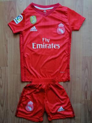 Echipament copii Real Madrid foto