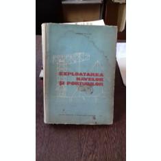 EXPLOATAREA NAVELOR SI PORTURILOR - GRANESCU OCTAVIAN