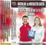 Caseta Iarna Manelelor 2006, originala