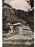 CPIB 15970 CARTE POSTALA - POIANA BRASOV. HOTELUL TURISTIC, RPR, Circulata, Fotografie