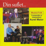 CD Aurel Maior – Din Suflet..., original