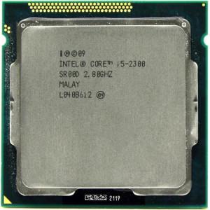 Procesor Intel Core i5-2300 2.80GHz, 6MB Cache, Socket 1155
