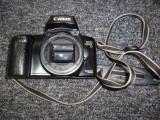 Aparat foto vechi Canon cu obiectiv Tamron 28-200mm 1:3,8-5,6 f=72