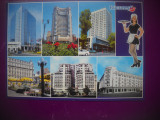 HOPCT  63880  HOTELURI IN  -BUCURESTI -NECIRCULATA