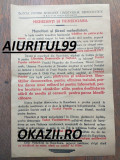 Manifest al Partidului Comunist, după 23 august 1944, MEHEDINTI SI HUNEDOARA