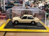 Macheta Opel Rekord E - Nuremberg - 1980 - Taxiuri scara 1:43