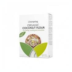 Faina de Cocos Bio 400 grame Clearspring Cod: 5021554002345