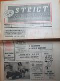 Ziarul strict secret anul 2,nr. 48 din 26 martie-1 aprilie 1991