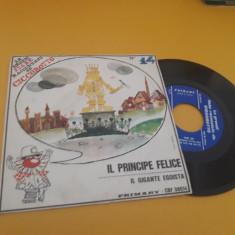 VINIL IL PRINCIPE FELICE/IL GIGANTE EGOISTA 1965