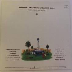 [Vinil] America - History America's Greatest Hits - disc original