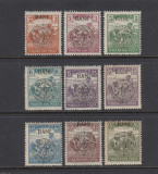 ROMANIA 1919 CLUJ ORADEA SECERATORI CLUJ  - SERIE  AUTENTICA MNH