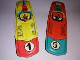 Bnk jc Romania - 9 Mai Lugoj - lot 2 corpuri de masinute de tabla rare