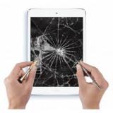 Geam sticla cu OCA Apple iPad Air 2 Original Alb
