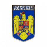 Magnet de frigider, Stema Romania, MB243