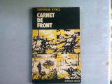 CARNET DE FRONT - GHEORGHE STOICA