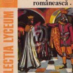 Dramaturgia istorica romaneasca, vol. 1, 2 (1974)