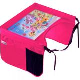 Masa pentru Scaun Auto si Carucior Tuloko TL001, roz