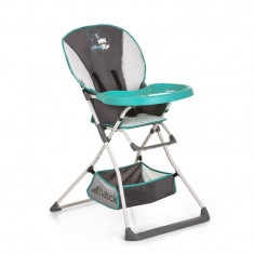 Scaun de masa pentru bebe Mac Baby Deluxe Forest Fun, lavabil