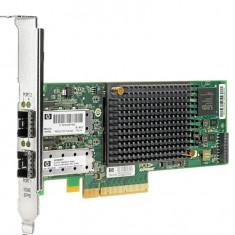 Placa de retea server HP NC550SFP 10GBe Dual Port 581201-B21 586444-001 581199-001