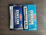 Tutun pentru rulat Drum Original Drum Bright Blue 50 grame-cititi descrierea