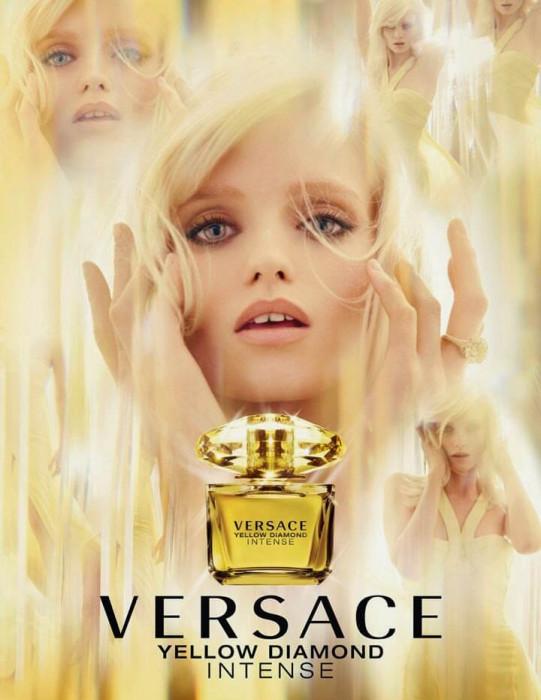Versace Yellow Diamond Intense EDP 90ml pentru Femei