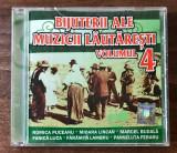 Bijuterii Ale Muzicii Lautaresti Vol. 4 (R. Puceanu, F. Lambru) (1 CD)