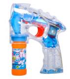 Jucarie pistol cu bule de sapun, iluminat LED, varsta 3+