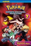 Pokemon Diamond and Pearl Adventure! Volume 7