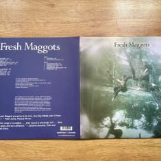Fresh Maggots – Fresh Maggots (2LP,2 viniluri,2007,SUNBEAM,UK) vinil vinyl