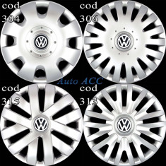 Capace roti 15 VW Golf, Passat, Bora, Sharan, Touran, Caddy, Polo, T4, R 15